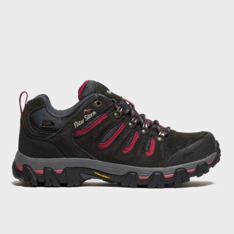 Peter Storm Women's Eskdale Waterproof Walking Shoe - Grey, Grey