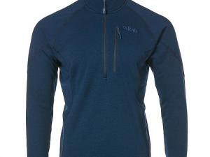 RAB Men's Nucleus Pull-on Fleece, NVY/NVY