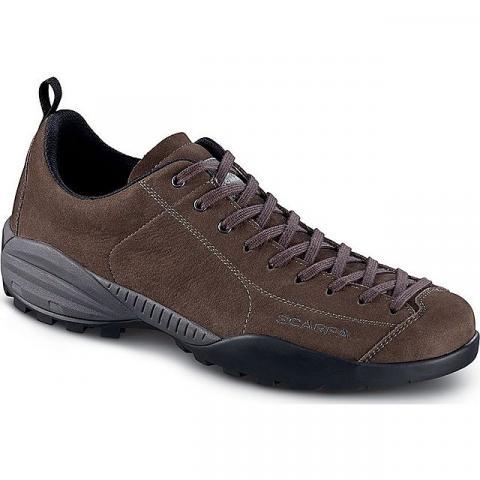 SCARPA Mojito Nubuck City Shoe, CHARCOAL/MENS