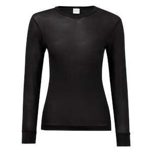 Steiner Womens Silk Long Sleeve Vest