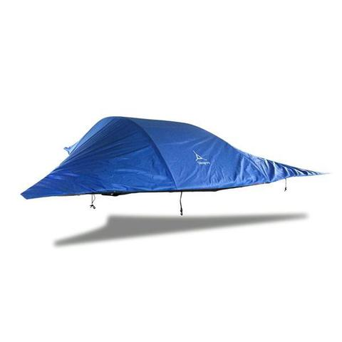 Tentsile | Stingray Tree Tent | 3 Man Suspended Hammock Tent | Blue