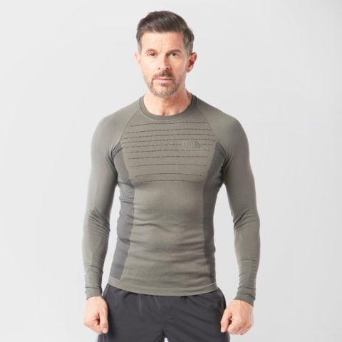The North Face Men's Sport Long Sleeve Top, Khaki