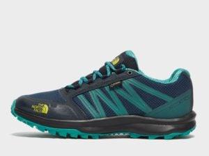 The North Face Women's Litewave Fast Pack GORE-TEX Shoes - Dark Blue, Dark Blue
