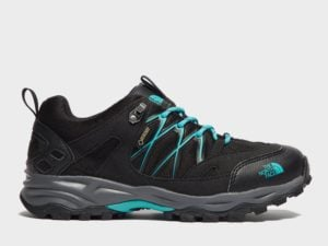 The North Face Women's Terra GORE-TEX Hiking Shoes - Black, Black