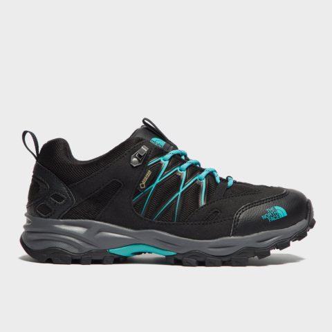 The North Face Women's Terra GORE-TEX Hiking Shoes - Black, Black
