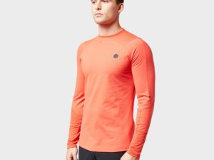 Under Armour Men's UA Rush Long Sleeve Tee, Red