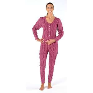 Women s Thermal Onesie