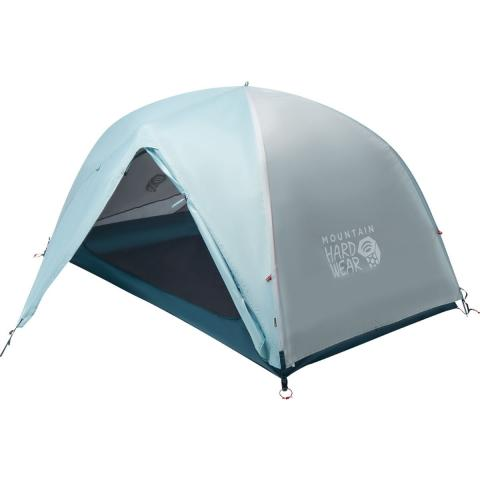 Mountain Hardwear Mineral King™ 2 Person Tent - One Size Grey Ice