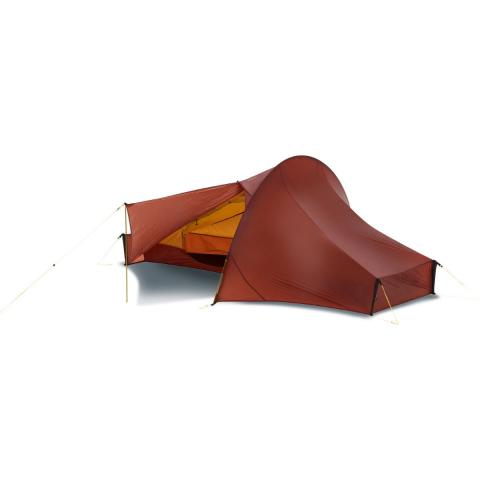 Nordisk Telemark 2 Ultra Light Weight Tent - Red | Tents