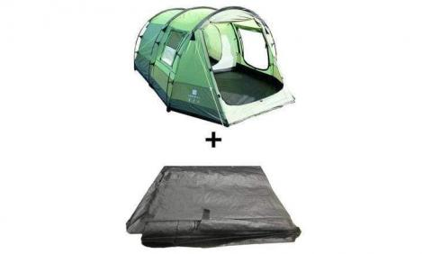 The Abberley 2 Berth Tent Package Tent , Footprint