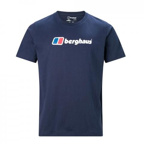 Berghaus Mens Big Corporate Logo T-Shirt