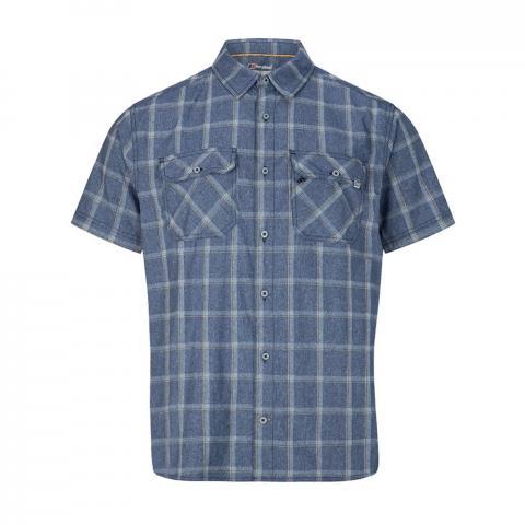 Berghaus Mens Explorer Short Sleeve Shirt 3.0