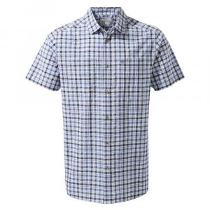 Craghoppers Mens Giovanni Short Sleeved Shirt