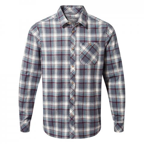 Craghoppers Mens Harris Long Sleeved Shirt