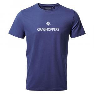 Craghoppers Mens Nelson T-Shirt-Lapis Blue Brand-2XL
