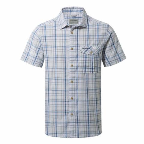Craghoppers Men's Westlake Short Sleeved Shirt