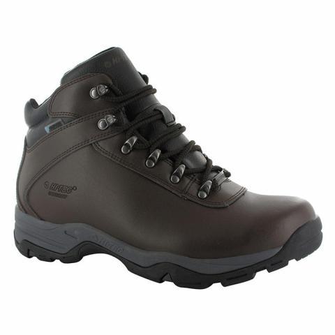 Hi-Tec Mens Eurotrek III Waterproof Walking Boots