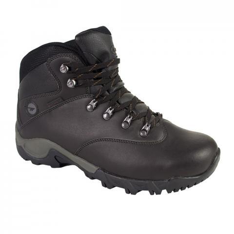 Hi-Tec Mens Quebec Waterproof Walking Boots