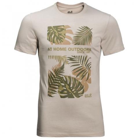 Jack Wolfskin Mens Palm Cove T-Shirt