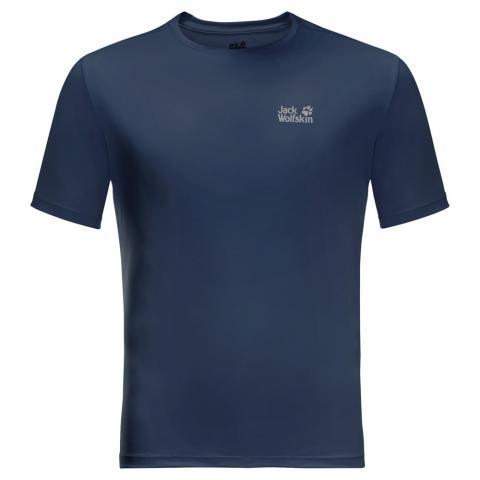 Jack Wolfskin Mens Tech T-Shirt