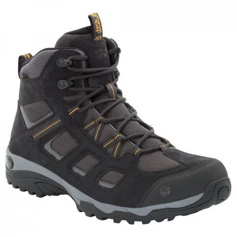 Jack Wolfskin Mens Vojo Hike II Mid Hiking Boots