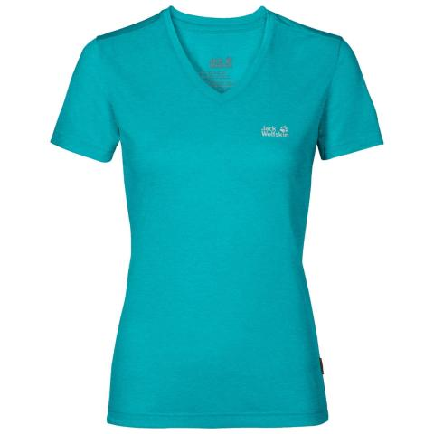 Jack Wolfskin Womens Crosstrail T-Shirt