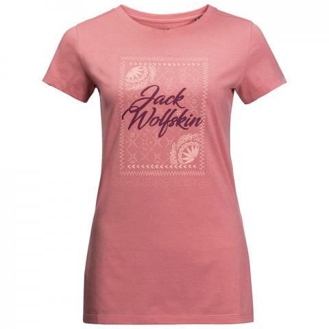 Jack Wolfskin Womens Sea Breeze T-Shirt