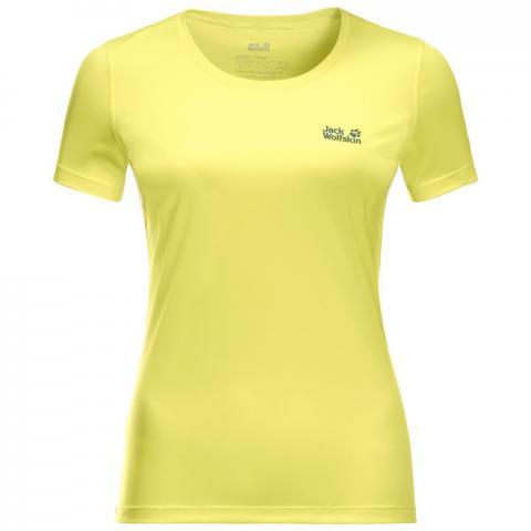 Jack Wolfskin Womens Tech T-Shirt
