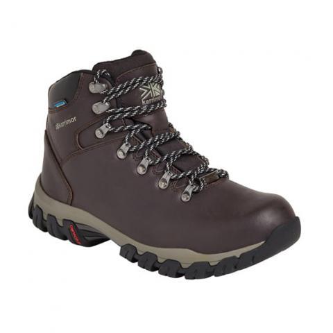 Karrimor Mens Mendip 3 Leather Hiking Boots