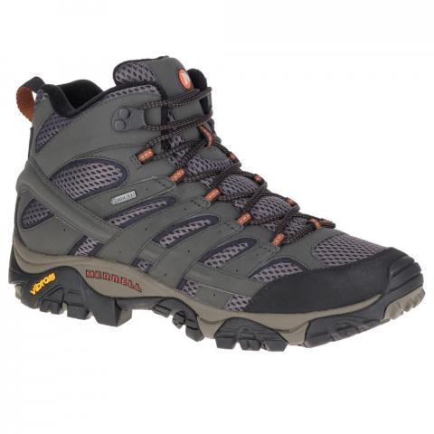 Merrell Mens Moab 2 Mid GORE-TEX Hiking Boots