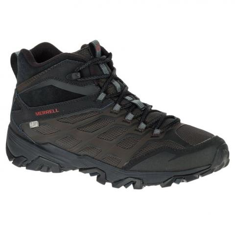 Merrell Mens Moab FST ICE+ Thermo Hiking Boots