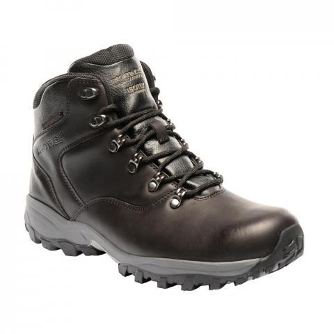 Regatta Mens Bainsford Mid Hiking Boots