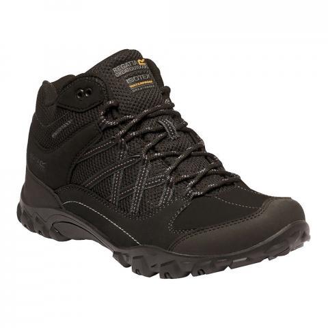 Regatta Mens Edgepoint Mid Waterproof Walking Boots