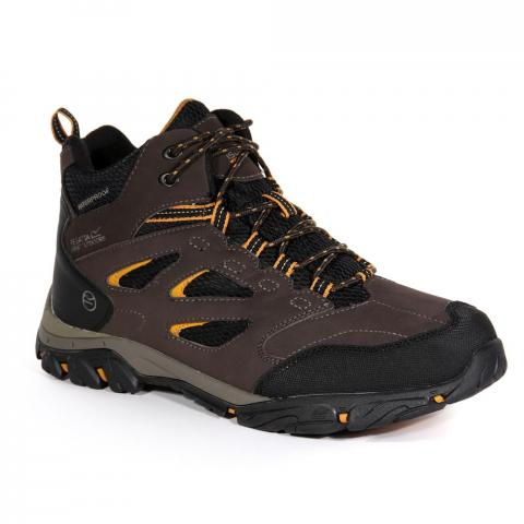Regatta Mens Holcombe IEP Mid Boots