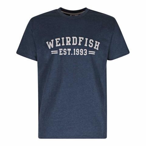 Weird Fish Men's Bang Graphic Print T-Shirt