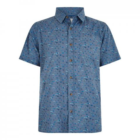Weird Fish Mens Elm Shirt