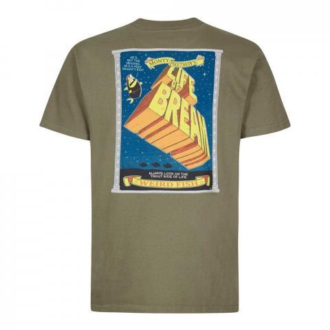 Weird Fish Mens Life Of Bream T-Shirt