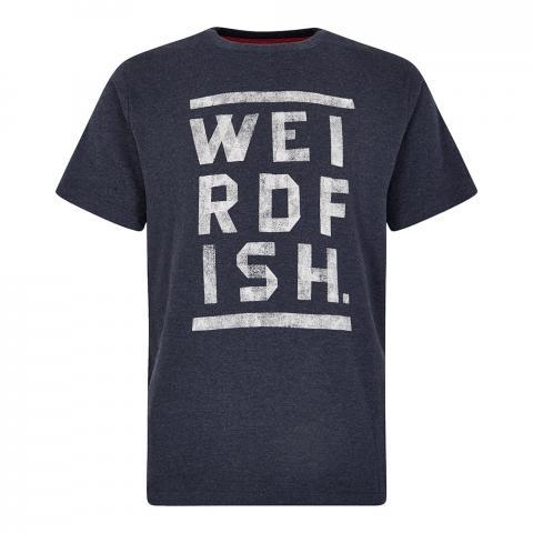 Weird Fish Mens Taped T-Shirt