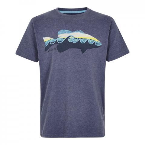 Weird Fish Mens Trout T-Shirt