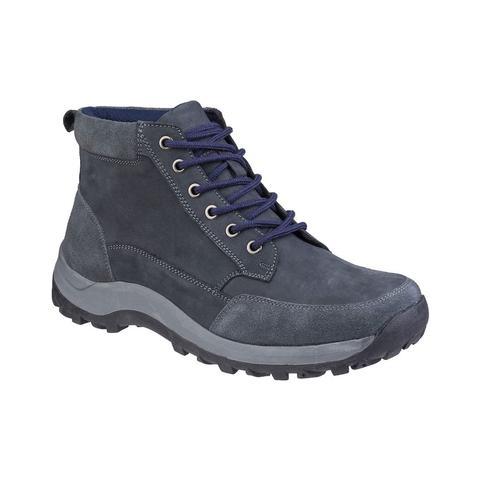 Cotswold   Slad Lace Up Boot - Men's   Mens Boots   Navy