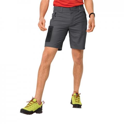 Jack Wolfskin Mens Active Track Shorts
