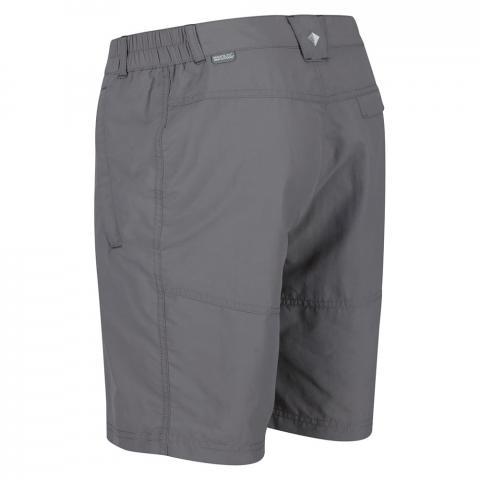 Regatta Mens Leesville II Shorts-Ash-30