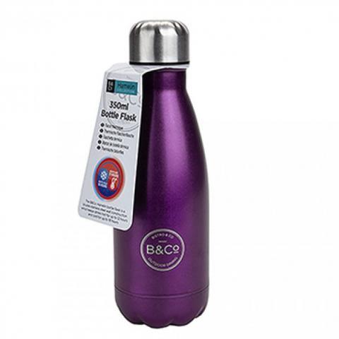 B & Co Bottle Flask - 350ml