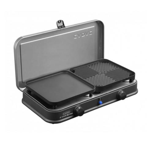 Cadac 2 Cook 2 Pro Deluxe Gas BBQ