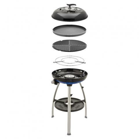 Cadac Carri Chef 2 BBQ / Pan Combo Gas BBQ