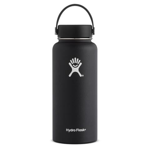 Hydro Flask | 32 oz Wide Mouth | Thermos Steel Flask | Insulated Flask
