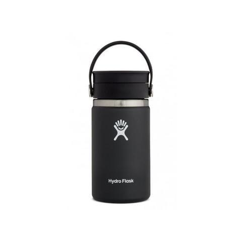 Hydro Flask   Coffee Flask 12 oz with Flex Sip Lid   Black