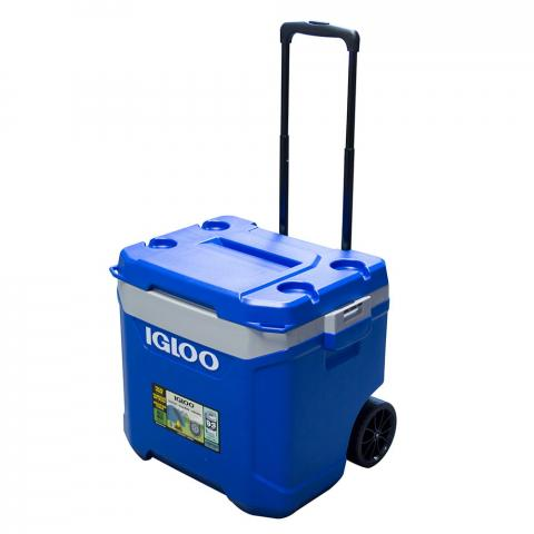 Igloo Latitude 60 Roller Wheeled Cool Box 56L