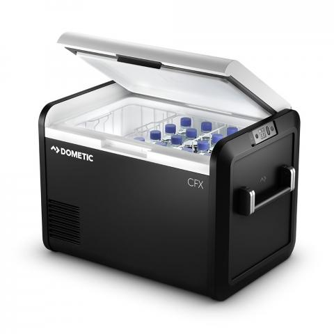 Kampa Dometic CFX3 55 Portable Compressor Cool Box & Freezer - 48L