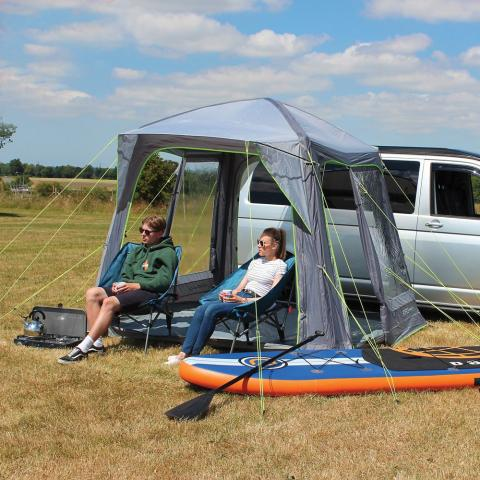 Outdoor Revolution Cayman Pursuit Air Drive-Up Shelter